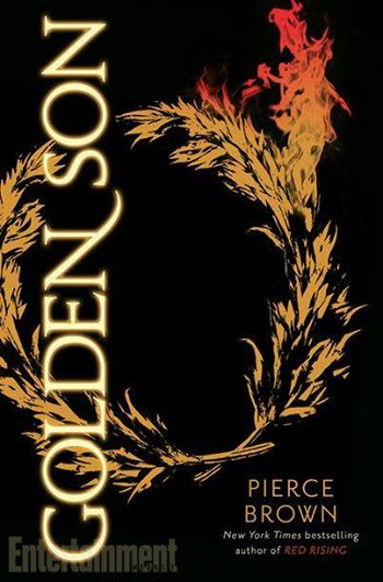 Golden Son (Red Rising Trilogy #2) by Pierce Brown