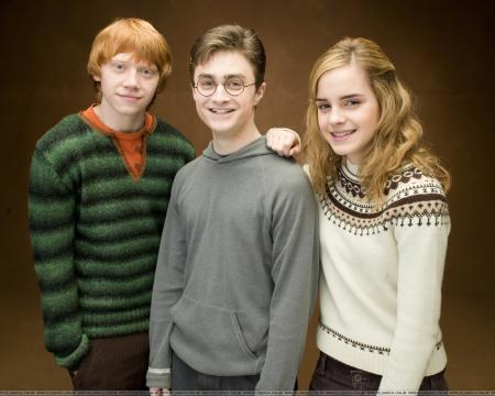 Harry Potter Ron Hermione new story JK Rowling
