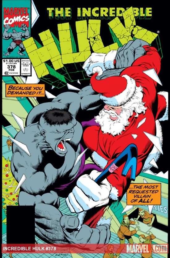 The Incredible Hulk 378