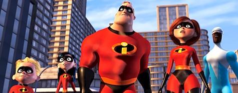 Pixar's The Incredibles