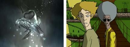 Jojo in the Stars and Adventures in Broccoli