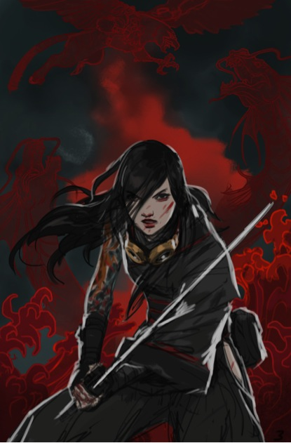 Jason Chan and Jay Kristoff Reveal the Kinslayer Cover