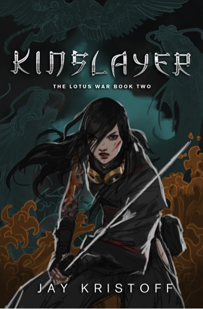 Jason Chan Jay Kristoff Kinslayer Cover Reveal