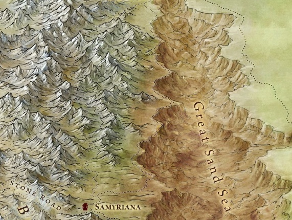 new song of ice and fire map of the east continent from bantam books forthcoming