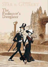 The Professor's Daughter, Written and illustrated by Joann Sfar and Emmanuel Guibert