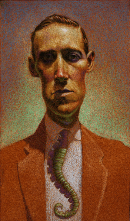 Matt Black, H. P. Lovecraft