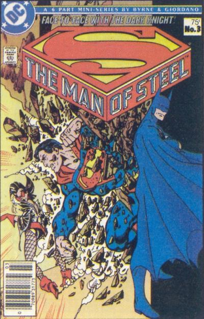 The Man of Steel, Batman vs. Superman