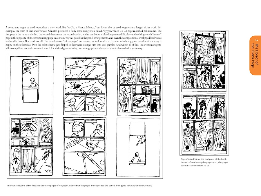 Mastering Comics by Jessica Abel and Matt Madden