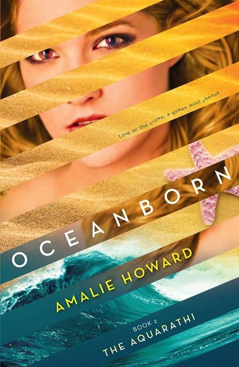 Oceanborn (The Aquarathi #2) by Amalie Howard
