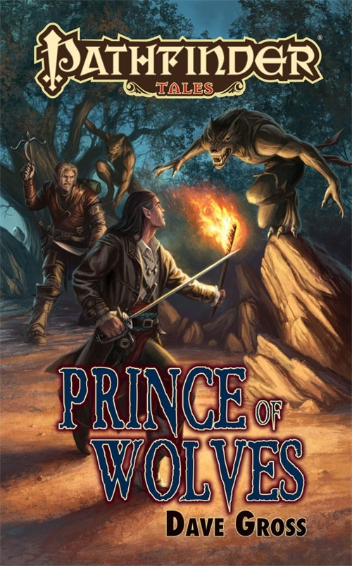 A Review of Pathfinder Tales: Queen of Thorns