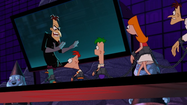 Phineas and Ferb is the Best Science Fiction on Television