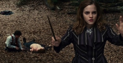 J.K. Rowling says Hermione should have married Harry