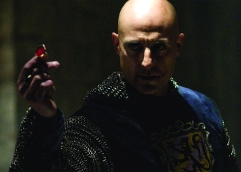 Robin Hood Mark Strong Godfrey