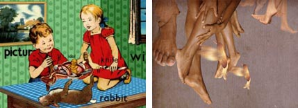 Rabbit and Herr Bar