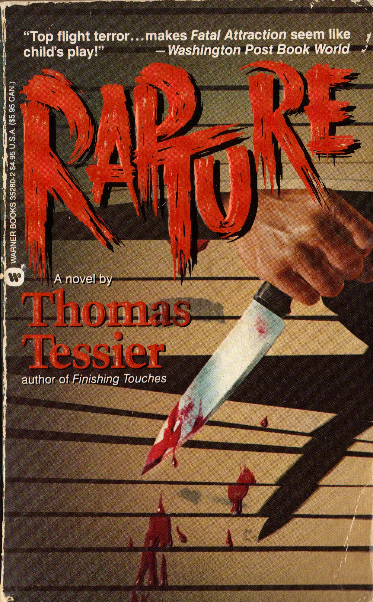 Rapture Thomas Tessier