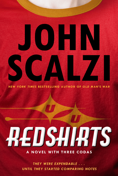 Redshirts: The First Five Chapters (Excerpt) | Tor com