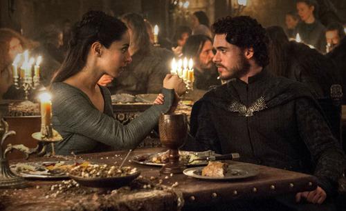 Robb Stark Talisa Game of Thrones