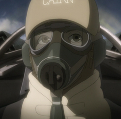 Military science fiction anime