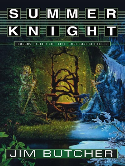 A Reread of Jim Butcher's Dresden Files books on Tor.com: Summer Knight