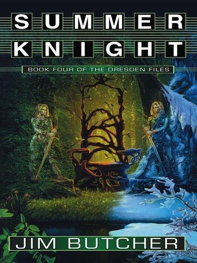 A Reread of Jim Butcher's Dresden Files books on Tor.com: Summer Knight