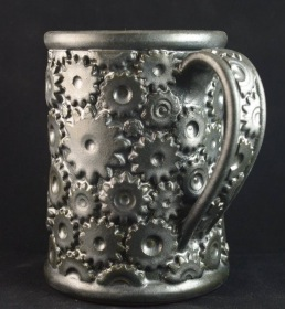 Steampunk Pottery