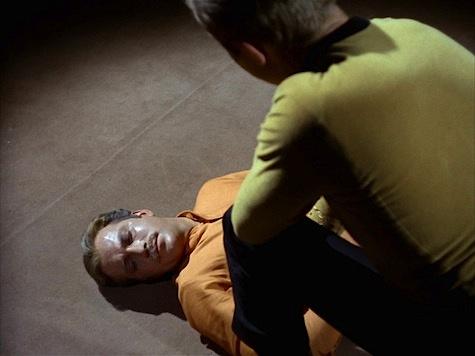 Star Trek, George Samuel Kirk