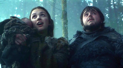 Gilly Samwell Tarly Game of Thrones