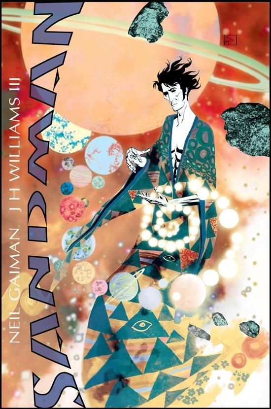 The Sandman prequel by Neil Gaiman