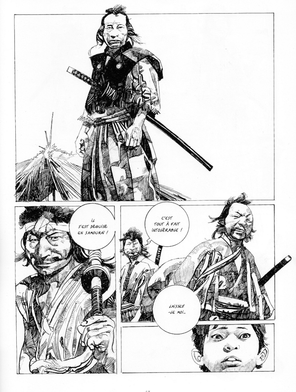 Artist Gregory Manchess remembers Sergio Toppi