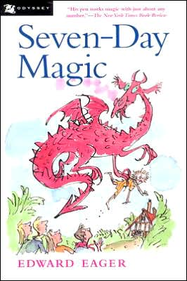 Seven-Day-Magic by Edward Eager