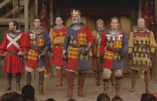 Traditional Stage Livery for Henry IV from the new Globe Version