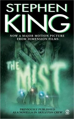 Stephen King the Mist Skeleton Crew