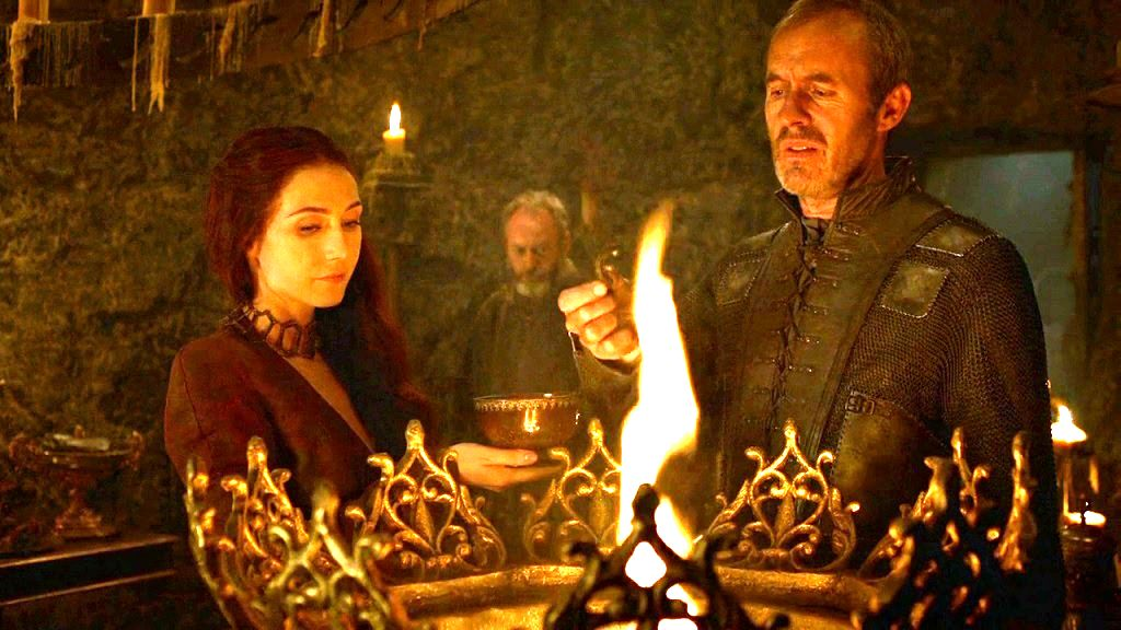 melisandre and stannis relationship