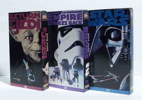 Happy May the 4th Star Wars 1995 THX