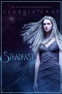Steadfast (Spellcaster #2) by Claudia Gray