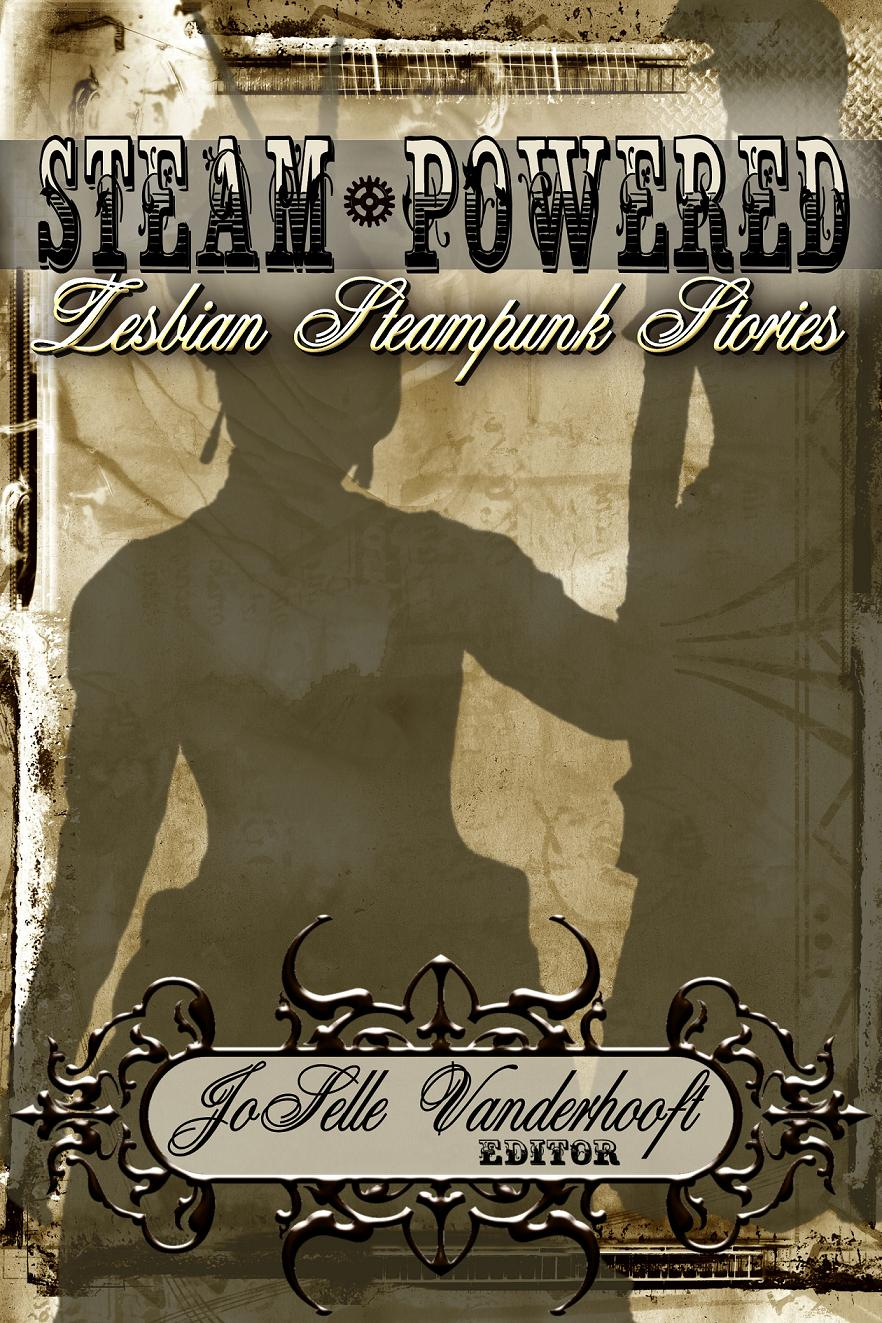 Cover of Steam-Powered