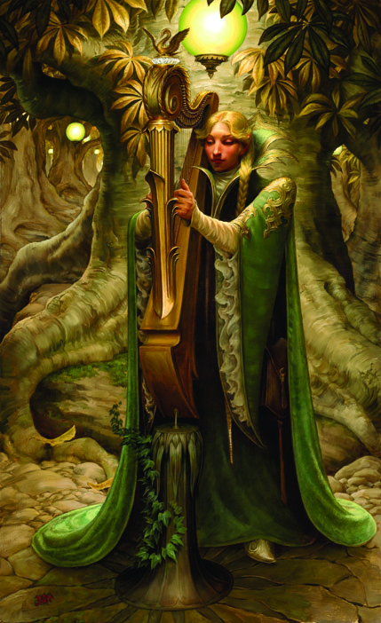 the hobbit or the lord of the rings artists� perspective