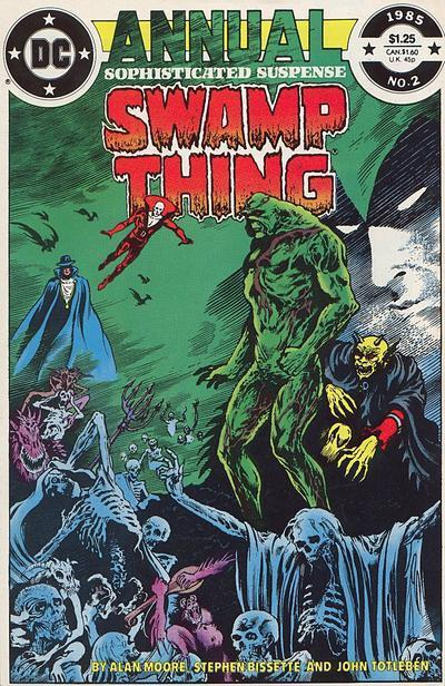 The Great Alan Moore Reread Swamp Thing Part 2 Tor