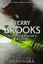 terry brooks the high druid's blade