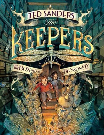 The Keepers Ted Sanders