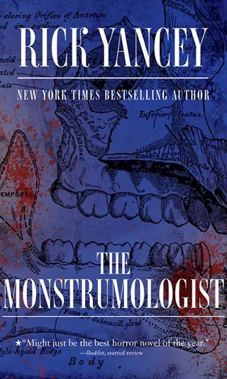 Rick Yancey The Monstrumologist