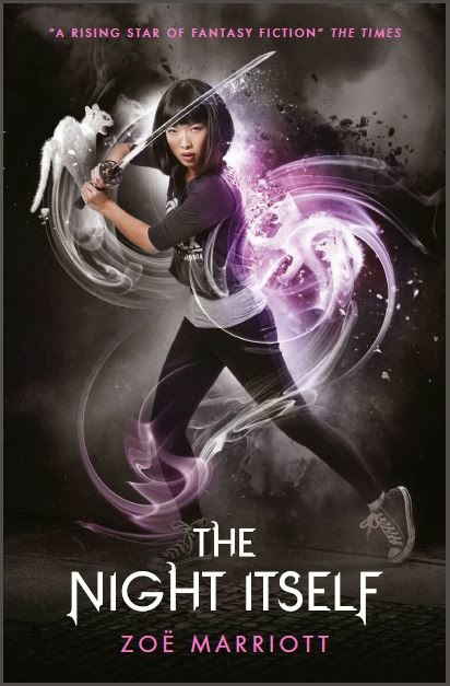 The Night Itself (The Name of the Blade #1) by Zoë Marriott