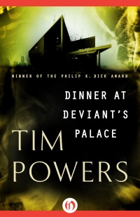 Tim Powers Dinner at Deviant's