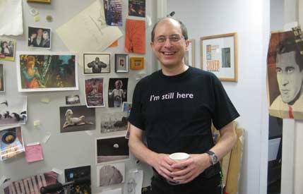Tor Books, Moshe Feder