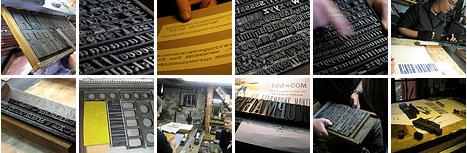 Tor.com letterpress steampunk poster