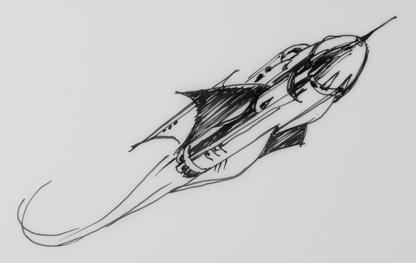 Tor.com logo sketch