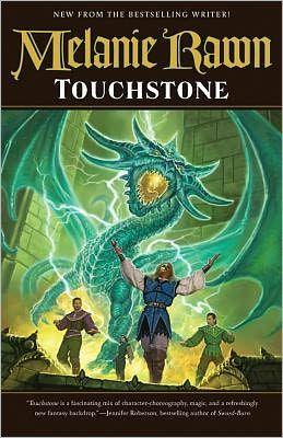 Touchstone by Melanie Rawn