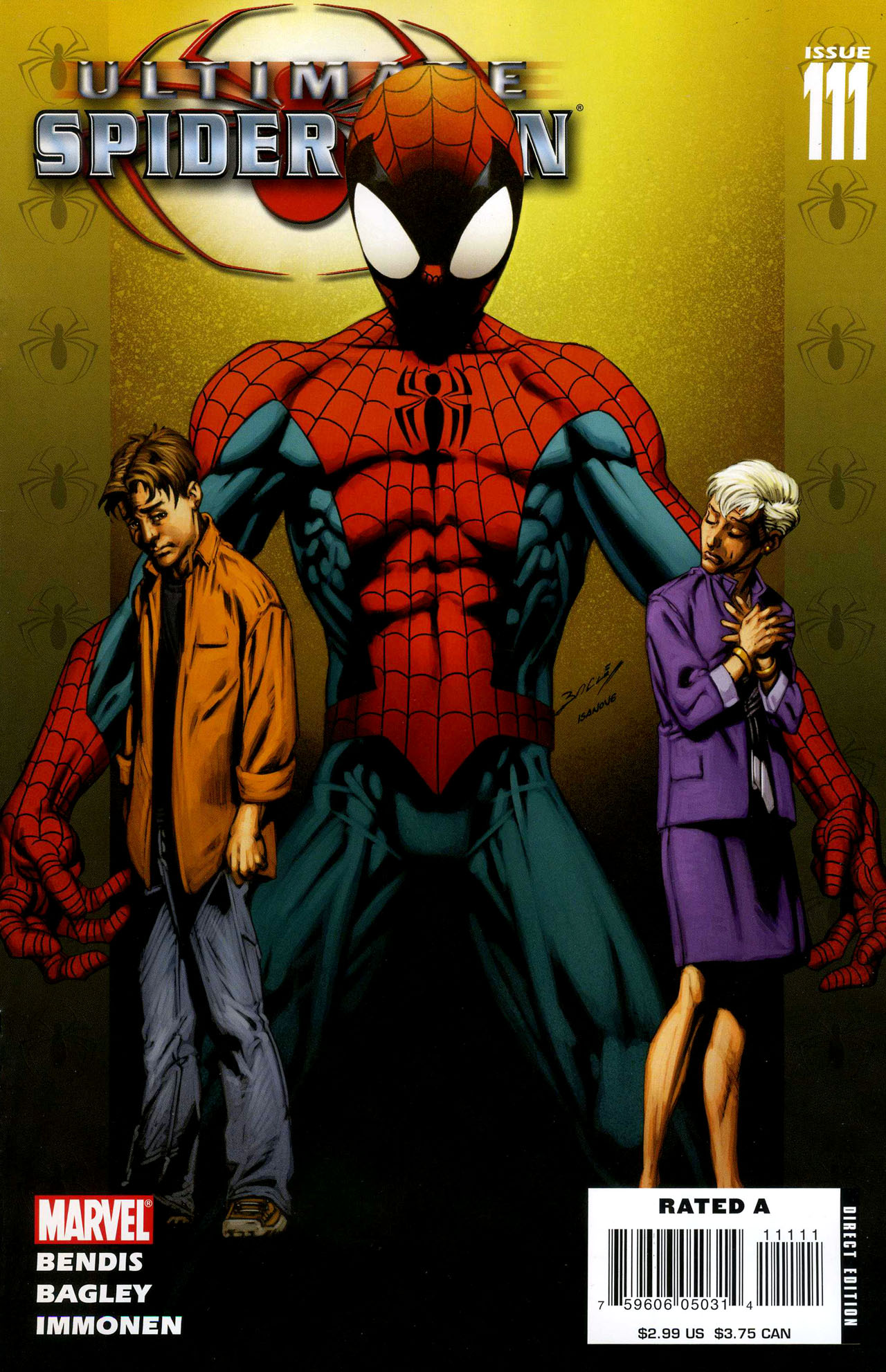 The New Spider-Man: The Non-Story that Became a Story