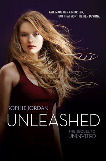 Sophie Jordan Unleashed