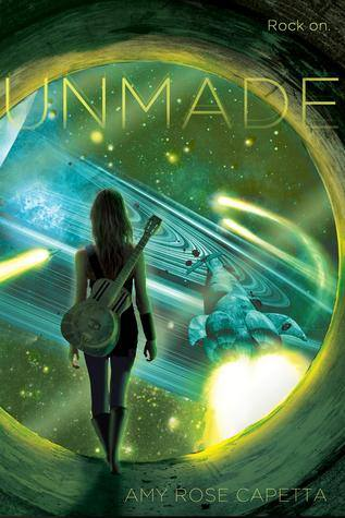 Unmade (Entangled #2) by Amy Rose Capetta